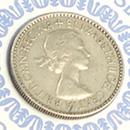 6ペンスコイン プレゼント