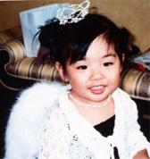 雅姫(みやび)ちゃん(3歳)