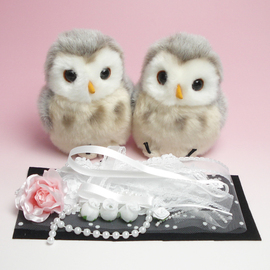 結婚式のウェルカムドールをご購入するなら「ちゃーむ」へ!~手作りできるキットも販売中~